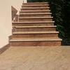 Podest przy schodach K. Gold